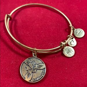 Alex and Ani Goddaughter Necklace